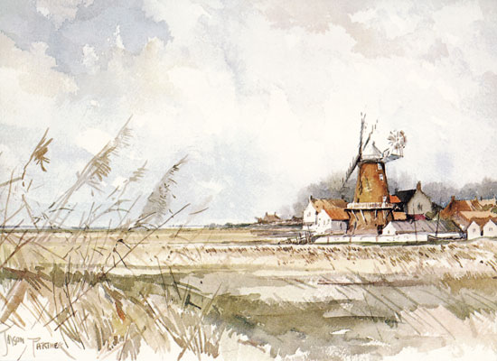 Cley Mill, Cley-next-the-sea, Norfolk